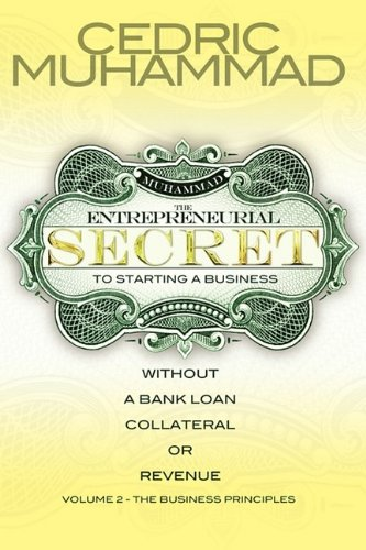 9780578037943: The Entrepreneurial Secret Book Series Vol II