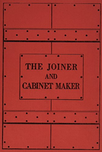 9780578039268: Joiner And Cabinet Maker
