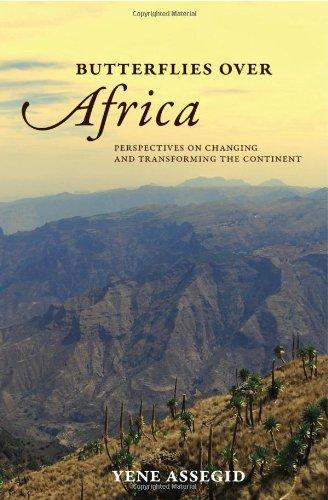 9780578039930: Butterflies Over Africa