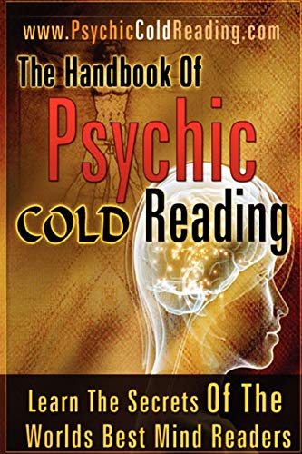 9780578044644: The Handbook Of Psychic Cold Reading
