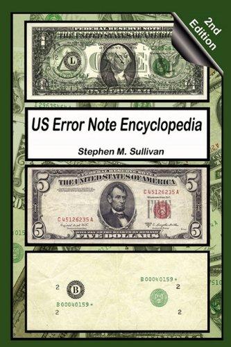 9780578045207: Us Error Note Encyclopedia, 2nd Edition