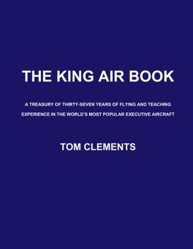 9780578045344: The King Air Book