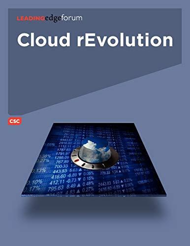 9780578051161: Cloud rEvolution