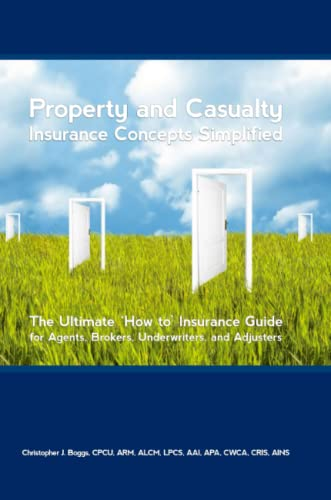 9780578053974: Property and Casualty Insurance Concepts Simplified
