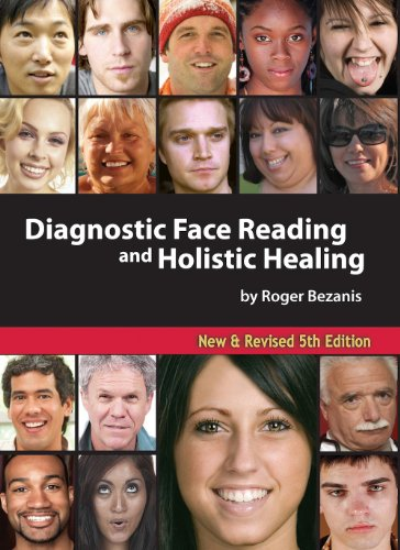 9780578055930: Diagnostic Face Reading and Holistic Healing 5th Edition
