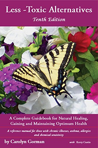 9780578058849: Less-Toxic Alternatives, 10th Edition