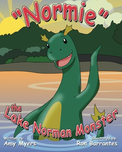 Normie the Lake Norman Monster: Amy Myers