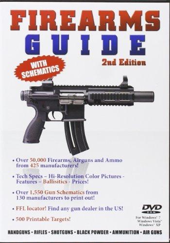 Firearms Guide 2011 with Schematics: Impressum Media Inc