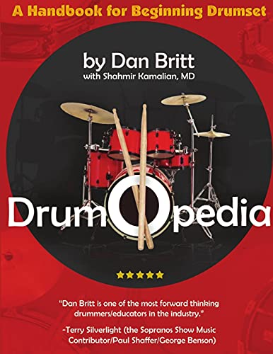9780578062464: Drumopedia: A Handbook for Beginning Drumset