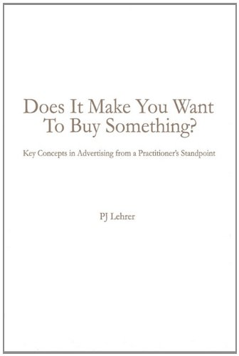 Does It Make You Want To Buy: Lehrer, PJ