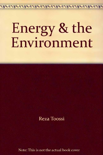 9780578068435: Energy & the Environment