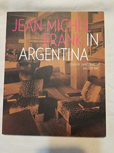 9780578068619: Jean-Michel Frank in Argentina