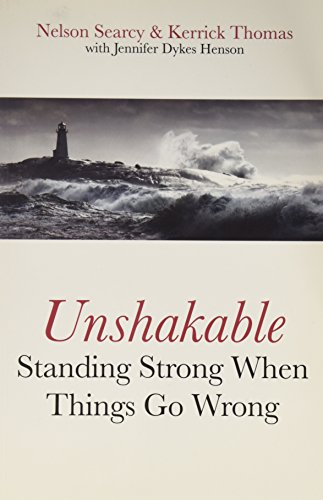 9780578073781: Unshakakable: Standing Strong When Things Go Wrong