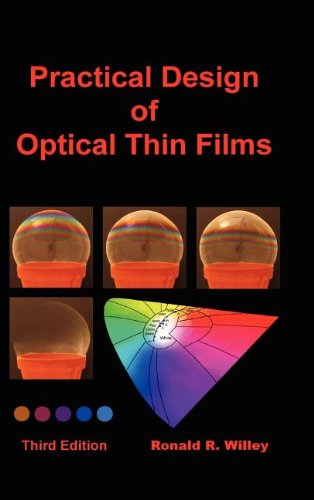 9780578084725: Practical Design of Optical Thin Films, Third Edition