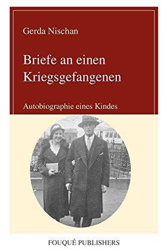 9780578085548: Briefe an Einen Kriegsgefangenen (German Edition)