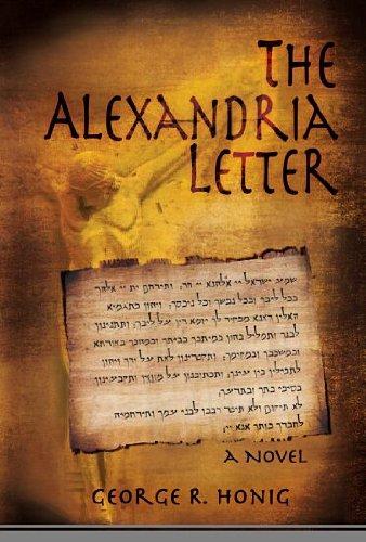 9780578087313: The Alexandria Letter