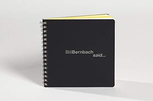 9780578092997: Bill Bernbach Said