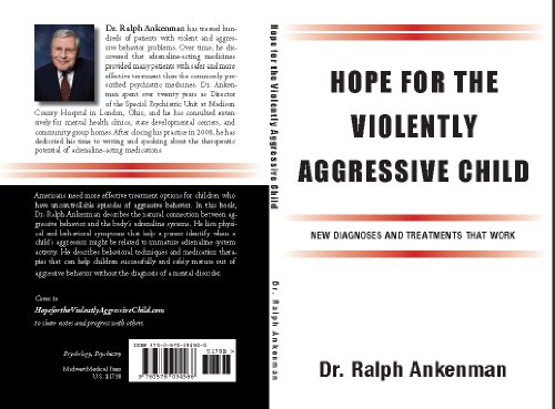 9780578094588: Hope for the Violently Aggressive Child
