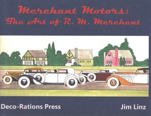 9780578097879: Merchant Motors: The Art of R.M. Merchant