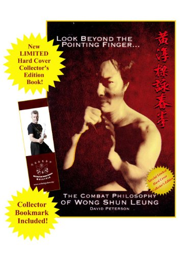 9780578111308: Look Beyond the Pointing Finger: The Combat Philosophy of Wong Shun Leung