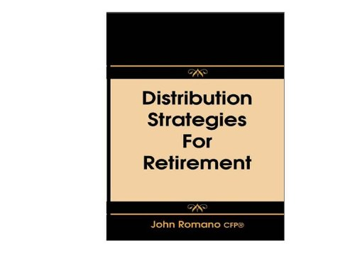 9780578118888: Distribution Strategies for Retirement