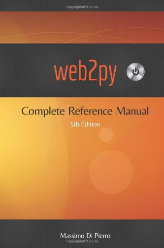 9780578120218: web2py (5th Edition)