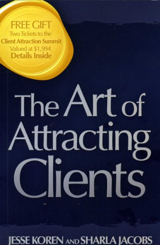 The Art of Attracting Clients: Jesse Koren, Sharla