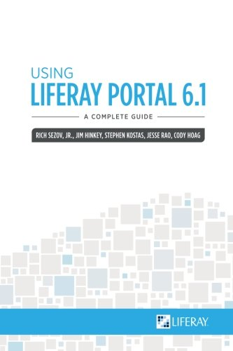 9780578123516: Using Liferay Portal 6.1