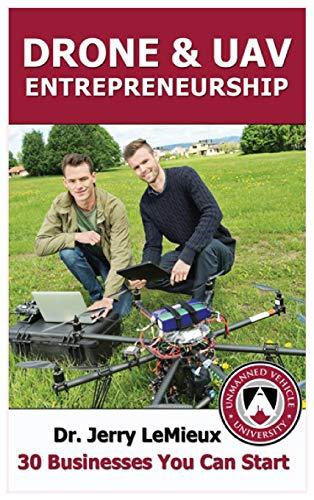 9780578128801: Uav & Drone Entrepreneurship