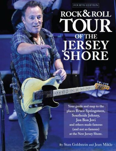 9780578134819: Rock & Roll Tour of the Jersey Shore - Fourth edition