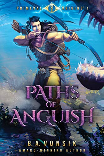 9780578138602: Primeval Origins: Paths of Anguish, Book 1