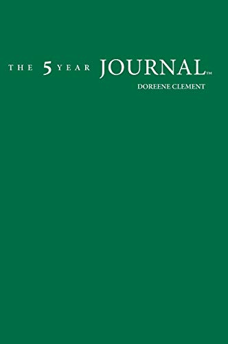 9780578147604: The 5 Year Journal