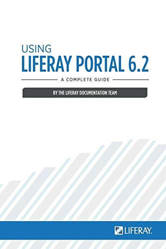 9780578154336: Using Liferay Portal 6.2
