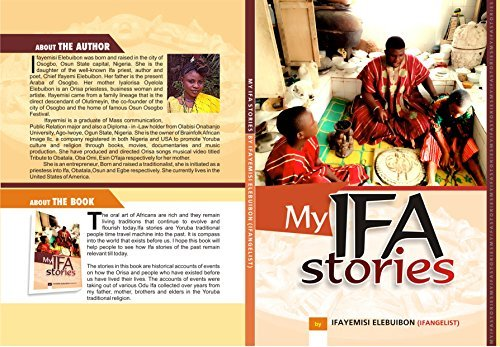 9780578163529: My Ifa Stories