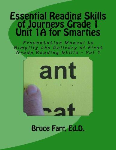 Essential Reading Skills of Journeys Grade 1: Farr Ed D.,