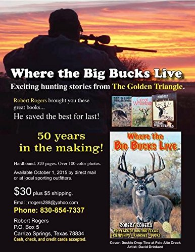 9780578167466: Where the Big Bucks Live