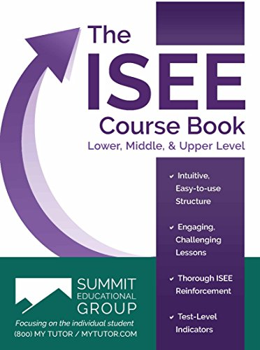 The ISEE Course Book: s