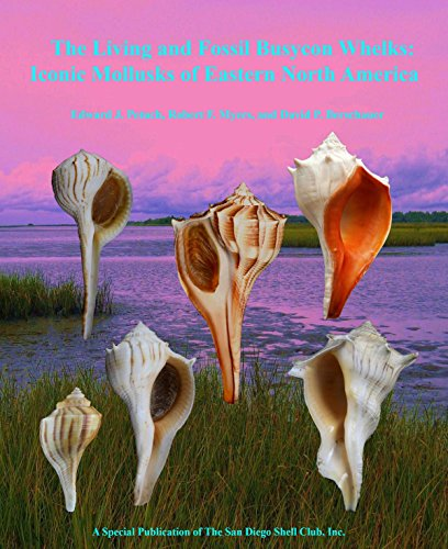 9780578170022: The Living and Fossil Busycon Whelks: Iconic Mollusks of Eastern North America
