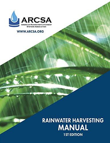 Rainwater Harvesting Manual: ARCSA