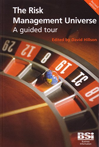 9780580437779: The Risk Management Universe - A Guided Tour