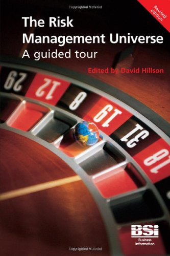 9780580503467: The Risk Management Universe: A Guided Tour
