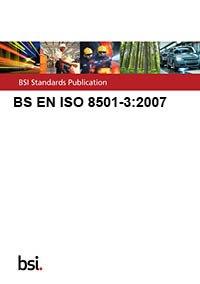 9780580599262: BS EN ISO 8501-3:2007