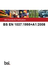9780580605062: BS EN 1037:1995+A1:2008