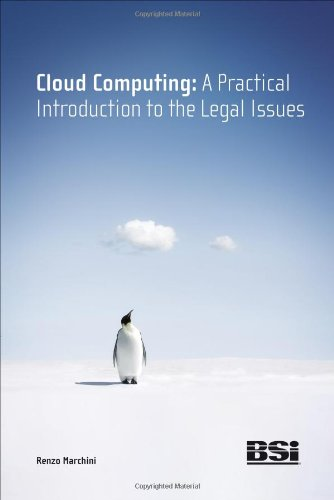 9780580703225: Cloud Computing: A Practical Introduction to the Legal Issue