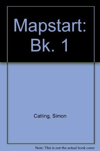 9780582001862: Mapstart: Bk. 1