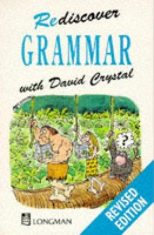 9780582002586: Rediscover Grammar