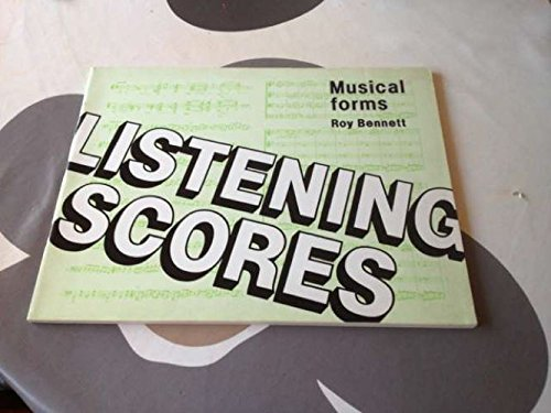 9780582003583: Musical Forms Listening Scores (Bk. 4)