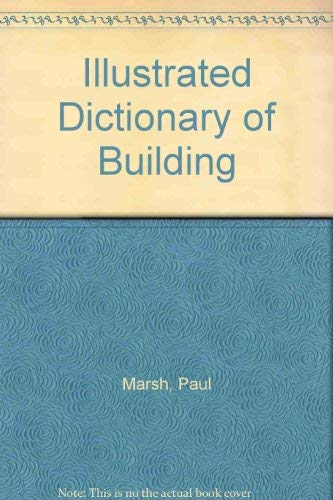 Paul marsh used books rare books and new books for Building dictionary