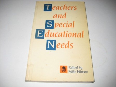 teacher and special educational needs This document describes the special arrangements for the education of children with special educational needs.