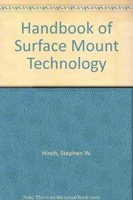 9780582005174: Handbook of Surface Mount Technology